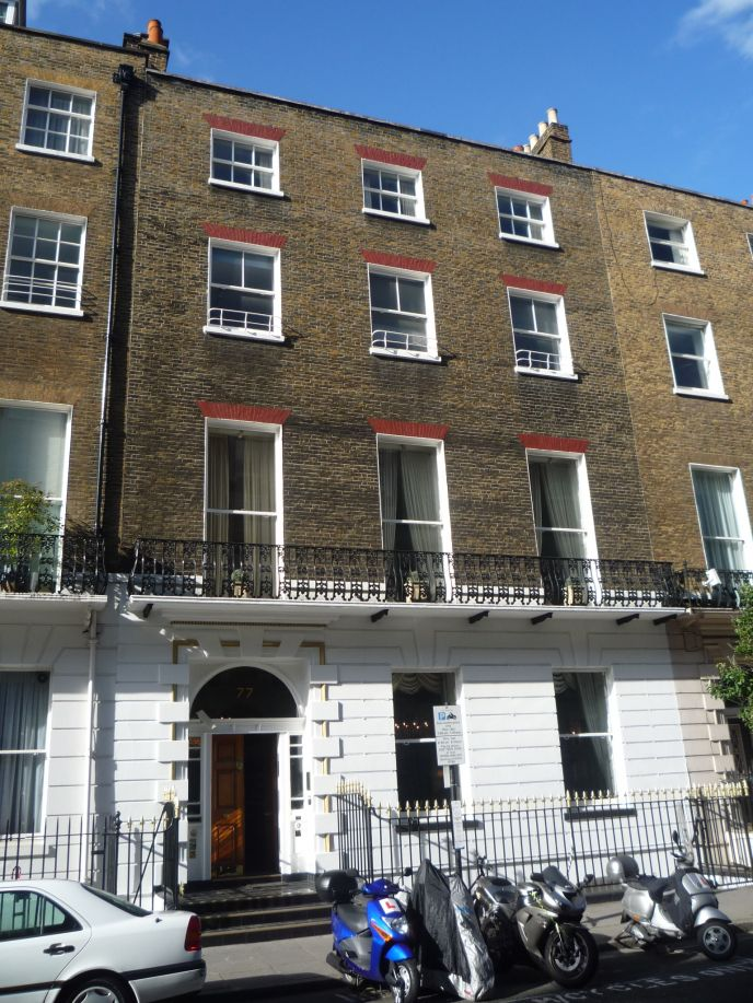 Greenwich Consulting Rooms Uk